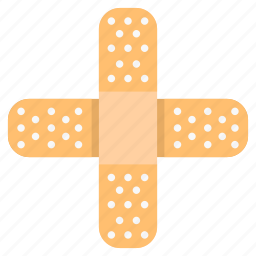 aid, bandage, health, healthcare, hospital, medical, plaster icon