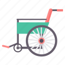 wheel, chair, disabled, armchair, hospital, patient