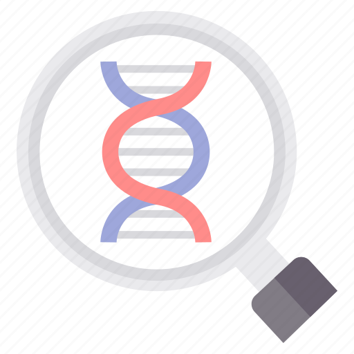 dna, genetic, genome, hospital, science icon