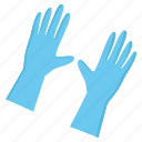 fingers, glove, gloves, hand, hand gloves icon