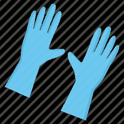 fingers, glove, gloves, hand, hand gloves icon