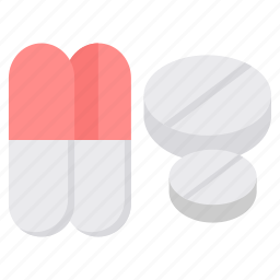 capsule, capsules, dose, health, healthcare, medicine, medicines icon