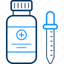 care, cyrup, doctor, health, hospital, medical, syrup icon