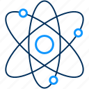 atom, care, doctor, health, hospital, medical, science icon