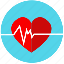 ambulance, blood, doctor, emergency, hart, health, hospital icon