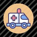 ambulance, health, healthcare, hospital, medic, medical