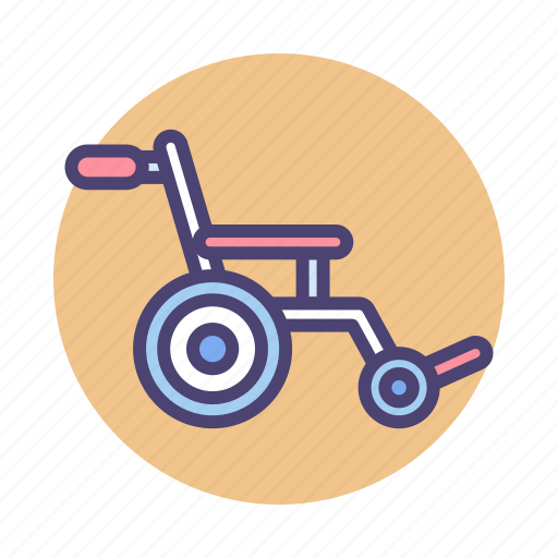 Disability, disabled, handicap, handicapped, wheelchair icon - Download on Iconfinder