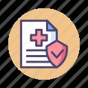 health, health insurance, healthcare, insurance icon
