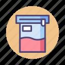 sample, stool sample, test sample, urine, urine sample icon