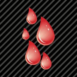 blood, drop, medicine, transfusion icon