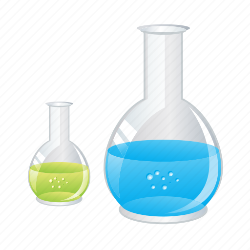 bottle, cemical, chemical, glass, laboratory icon