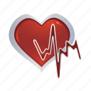 beep, health, healthcare, heart, medical icon