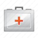 bag, briefcase, medic, suitcase icon