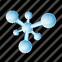 molecule, science, chemistry, atom