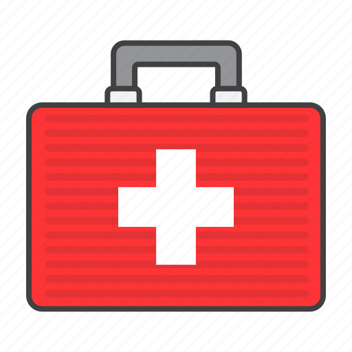 cure, first aid kid, health, medical, medicine icon