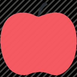 apple, food, fruit icon icon