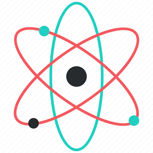 atom, chemistry, education, experiment, laborato icon