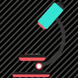 laboratory, medical, microscope, science icon icon