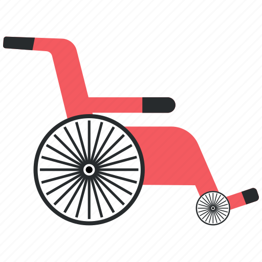 chair, chair for patients, disable, disabled, wheelchair icon