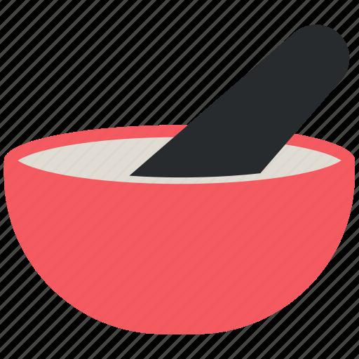 health, mortar, pestle icon icon
