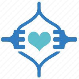 cardiothoracic, heart, heart implant, heart surgery, pacemaker, surgery, thoracic surgery icon