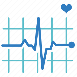 ekg, health, healthy, heart, medical, pulse, rate icon