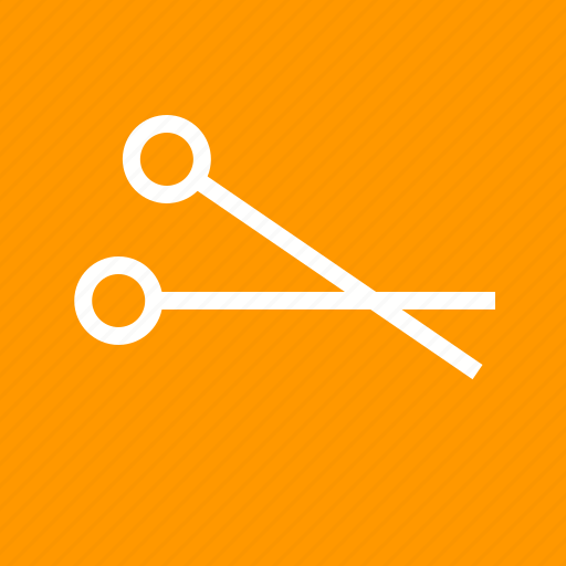 cutting, instrument, operation, scissors icon