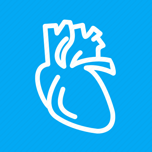 artries, attack, heart, vascular, veins icon