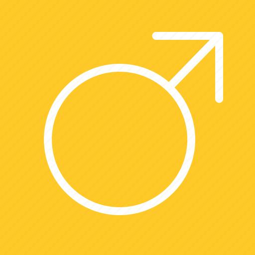 gender, male, man, masculine icon
