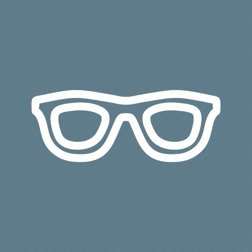 eyewear, glasses, spectacles, vision icon