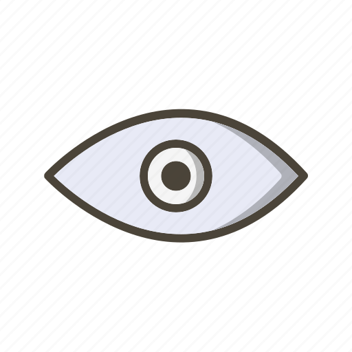 eye, look, see icon