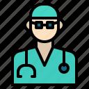 medical, doctor, man, medicalexperiment