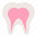 anatomy, dental, hospital, medical, organ, tooth icon