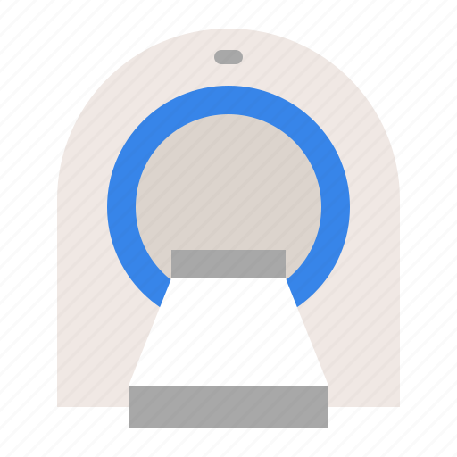 ct scan, hospital, medical, scan, scanner, treatment, x-ray icon