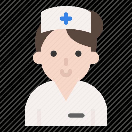 clinic, healthcare, hospital, medical, nurse, treatment icon