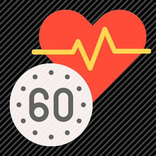 health, healthcare, heart, heart rate, heart signal, hospital, medical icon
