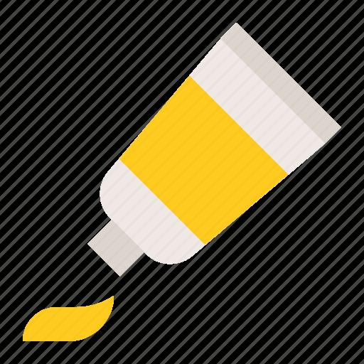 cream, drug, hospital, medical, medicine, tube icon