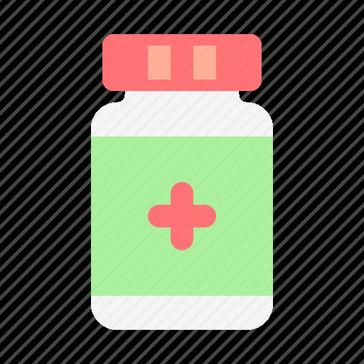 care, drug, health, medical, medicine, pill, sick icon