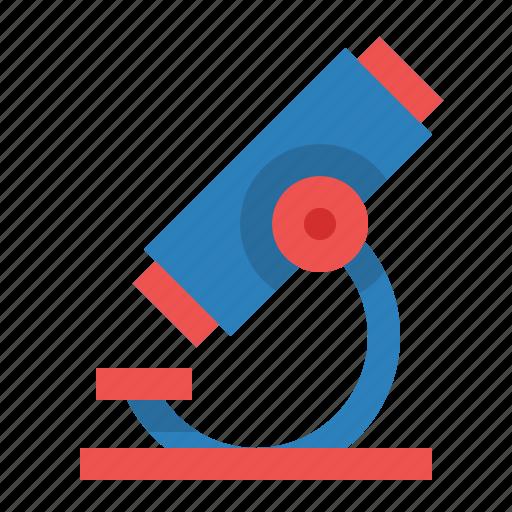 laboratory, medical, medicine, microscope, science icon