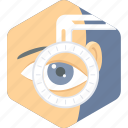 checkup, eye, view, visible, vision