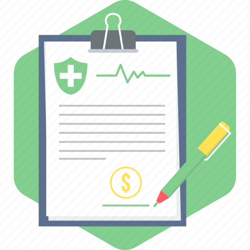 analysis, cardiogram, diagnosis, ecg report, health insurance, healthcare, medical icon