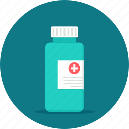 bottle, healthcare, liquid, medicine, sample, sirup, syrup icon