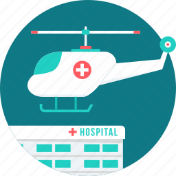 air paramedic, airplane, emergency, helicopter, medical flight, medical rescue, plane icon
