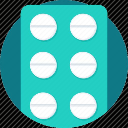 dose, drug, healthcare, medicine, pack, pill, pills icon