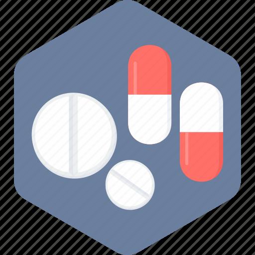 drug, drugs, medicine, pill, pills icon