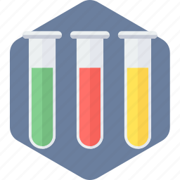 lab, laboratory, science, test, test tubes, tubes icon