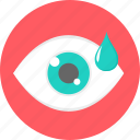 eye, eye drop, eyedrop, eyes, spectacles, vision icon
