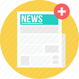 health, medical, medical report, news, paper, reports icon