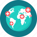 hospital location, location, map, medical location, navigation, navigation location, pharmacy location icon