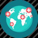 location, map, hospital location, medical location, navigation, navigation location, pharmacy location